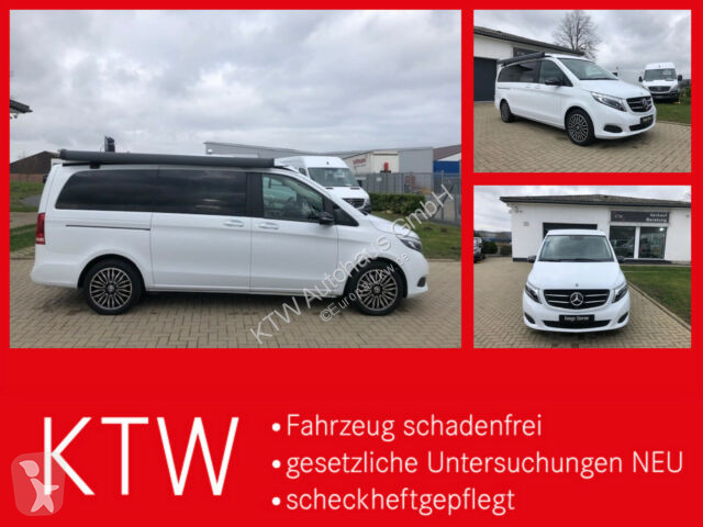 Vedeţi fotografiile Vehicul utilitar Mercedes V 250 Marco Polo Edition,Comand,Markise,Leder