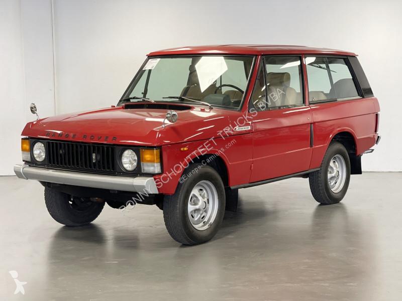 Zobaczyć zdjęcia Pojazd dostawczy Land Rover Range Rover
