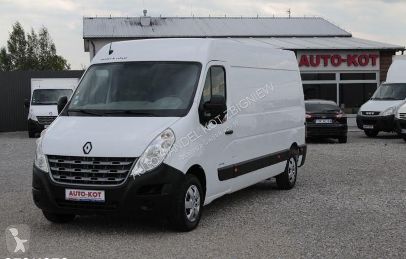 Zobaczyć zdjęcia Pojazd dostawczy Renault Master 2.3 DCI 125KM/L3H2/KLIMA+NAVI
