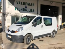 Fourgon utilitaire Renault Trafic DCI 115 CV