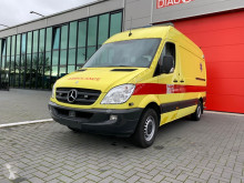 Mercedes 316 CDI Ambulance Belgian registration