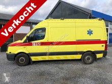 Ambulance Volkswagen Crafter Ambulance