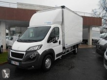 Peugeot large volume box van Boxer