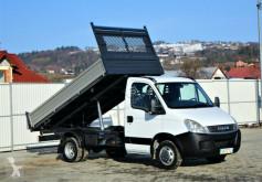 dostawcza wywrotka trójstronny wyładunek Iveco