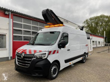 New telescopic articulated platform commercial vehicle Renault Master L2H2 DCI 140