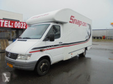 Utilitaire magasin occasion Mercedes Sprinter 412D