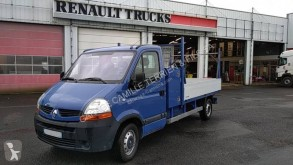 Renault Master 120 DCI utilitaire plateau ridelles occasion