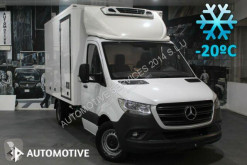 Mercedes new refrigerated van
