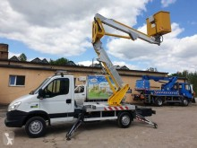 Iveco Daily 35S13 used platform commercial vehicle