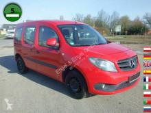 Furgoneta furgoneta furgón Mercedes Citan 111 CDI lang - KLIMA 5-Sitzer