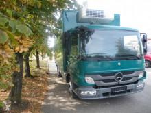 Камион Mercedes Atego 818 BlueTec5 TK V500 Scheckheft хладилно втора употреба