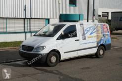 Mercedes Vito 111 CDI Standheizung AHK Tacho Winde Portal used cargo van