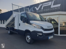 Tweedehands open bakwagen Iveco Daily CCB 35C13 BENNE COFFRE