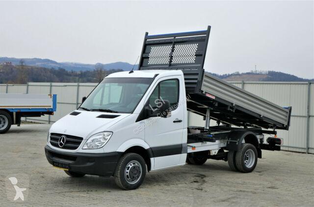 Zobaczyć zdjęcia Pojazd dostawczy Mercedes SPRINTER 419 CDI *3-Seiten Kipper 3,60m