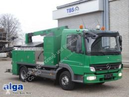 Veículo utilitário Utilitaire Mercedes 818 Atego, arbeitsbühne, 12mtr, Arbeitskorb