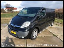Fourgon utilitaire Opel Vivaro 2.0 CDTI L2 H1 automaat airco zwart metallic