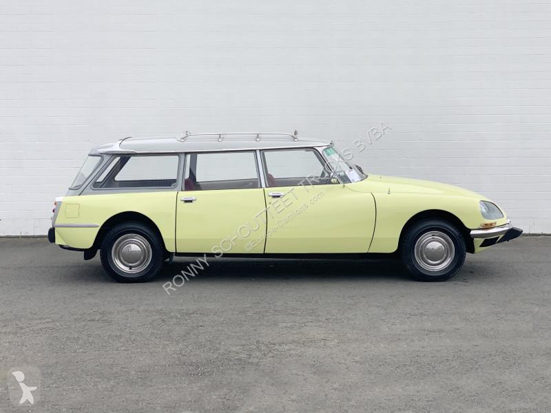 Voir les photos Véhicule utilitaire Citroën DS 20 Kombi  20 Kombi