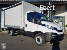 Iveco curtainside van