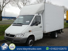 Furgoneta furgoneta furgón Mercedes Sprinter 416 CDI bak + spoiler dubbel