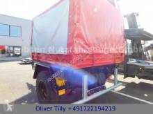 Kässbohrer tarp trailer BWB2300128 Expeditionanhänger Absolut Neuwertig