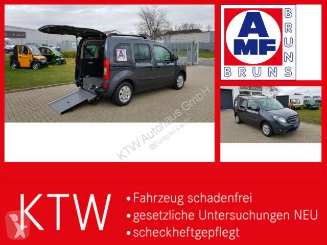 Voir les photos Véhicule utilitaire Mercedes Citan 111TourerEdition,lang,AMF Rollstuhlrampe