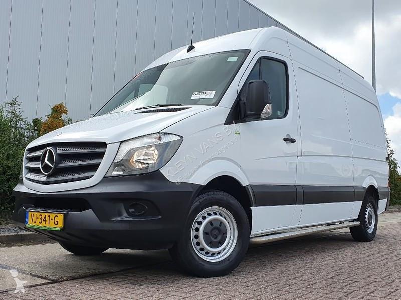 Bilder ansehen Mercedes Sprinter 210 CDI l2h2 ac Transporter/Leicht-LKW