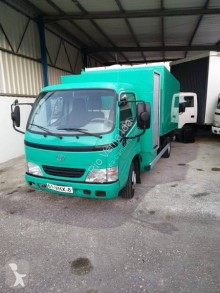 Toyota Dyna 35.33 used two-way side tipper van