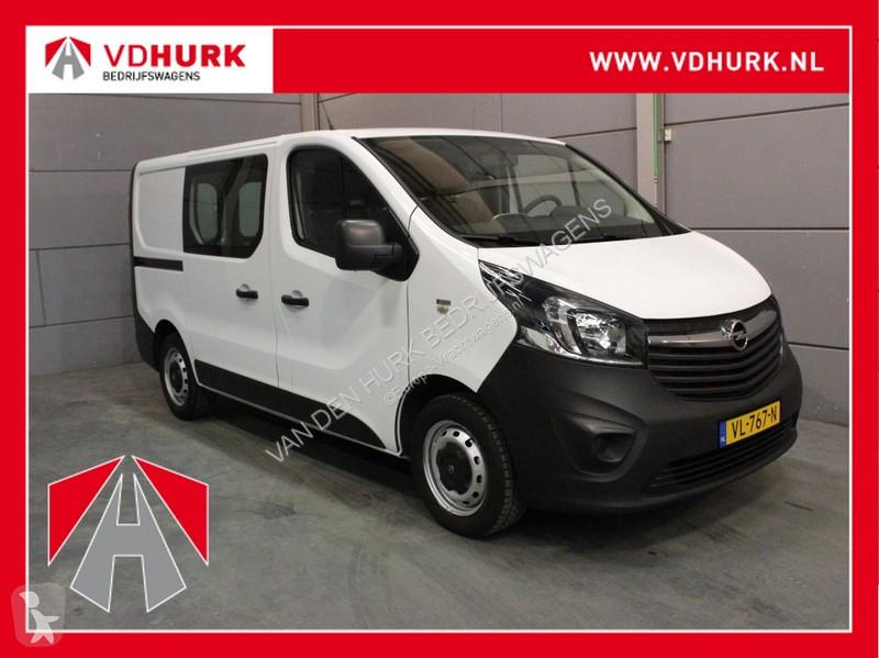 Voir les photos Véhicule utilitaire Opel Vivaro € 84,- p/m* 1.6 CDTI 120 pk Navi/Cruise/PDC