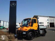 Camion occasion Unimog U300 Mercedes-Benz U300 4x4 Hydraulik Standheizung