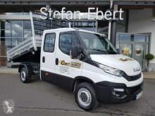 used three-way side tipper van