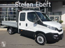 Iveco Daily 35 S 13 DoKa AHK 3,5t Wechselsystem