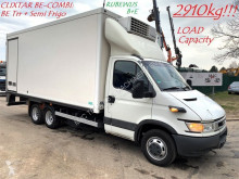 Iveco Daily 40C14 BE Trekker + semi 1-as FRIGO VELDHUIZEN - CLIXTAR BE-COMBI - HOOG LAADVERMOGEN / HIGH PAYLOAD / HOHE NUTZLAST 2910kg - 3.0 gebrauchter Abschleppfahrzeug