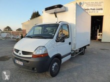 Renault Master 100 DCI used negative trailer body refrigerated van