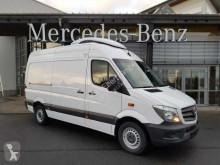 Mercedes refrigerated van