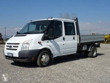 Ford Transit Combi con cassone fisso used dropside flatbed van
