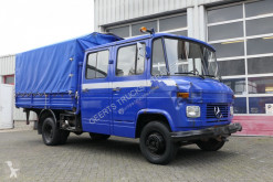 Mercedes 400-serie 409 DOKA PICK UP EXPORT ONLY nyttobil med flak begagnad