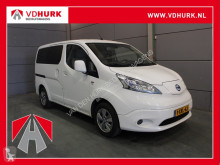 Nissan NV200 € 160,- p/m* Connect Edition (€ 15.662,- Incl. BTW) Quickcharge/Camera/Airco/Navi/ ENV200 voiture monospace occasion