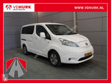 Voiture monospace occasion Nissan NV200 € 166,- p/m* 5x e-NV200 Evalia (€ 15.662,- Incl. BTW) Quickcharge/Camera/Airco/Navi/ ENV200