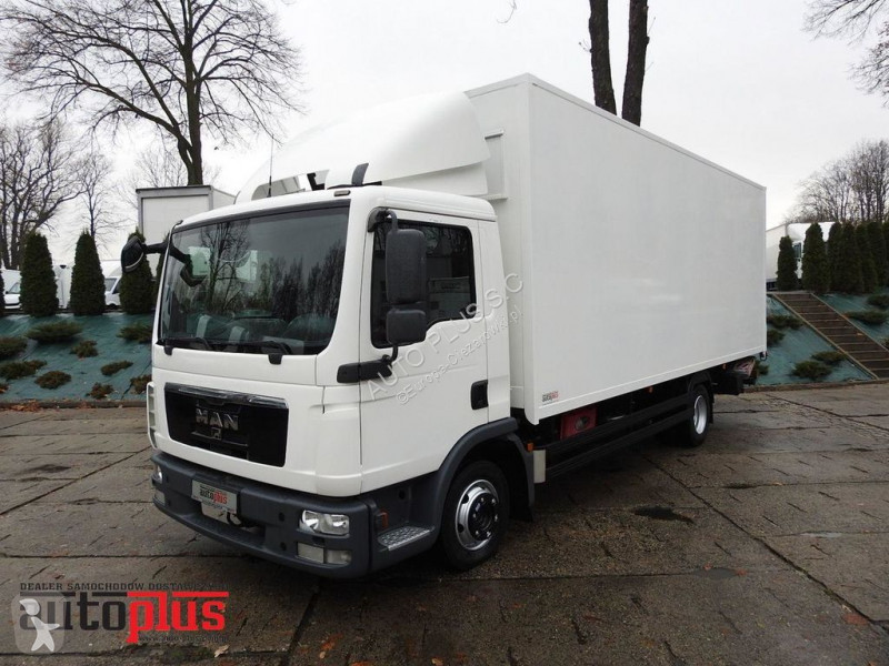 Zobaczyć zdjęcia Pojazd dostawczy MAN TGL7.150