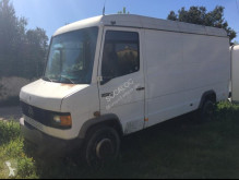Mercedes 609 used cargo van