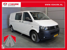 Fourgon utilitaire occasion Volkswagen Transporter 2.0 TDI 115 pk DC Dubbel Cabine L2H1 Airco/Cruise/PDC