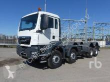ciężarówka MAN TGS41.400