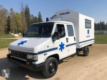 Peugeot J5 tweedehands ambulance