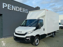 Fourgon utilitaire Iveco Daily 35S13 Koffer mit Ladebordwand *Klima*