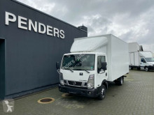 Fourgon utilitaire Nissan Cabstar 35.14 NT400 Koffer mit Ladebordwand