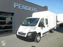Fourgon utilitaire Peugeot Boxer Koffer HDi Doppelkabine **AHK**