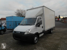 Iveco Daily 35C13 Koffer mit Ladebordwand