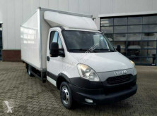 Fourgon utilitaire occasion Iveco Daily 35C15 Koffer mit LBW *Klima*Automatik*