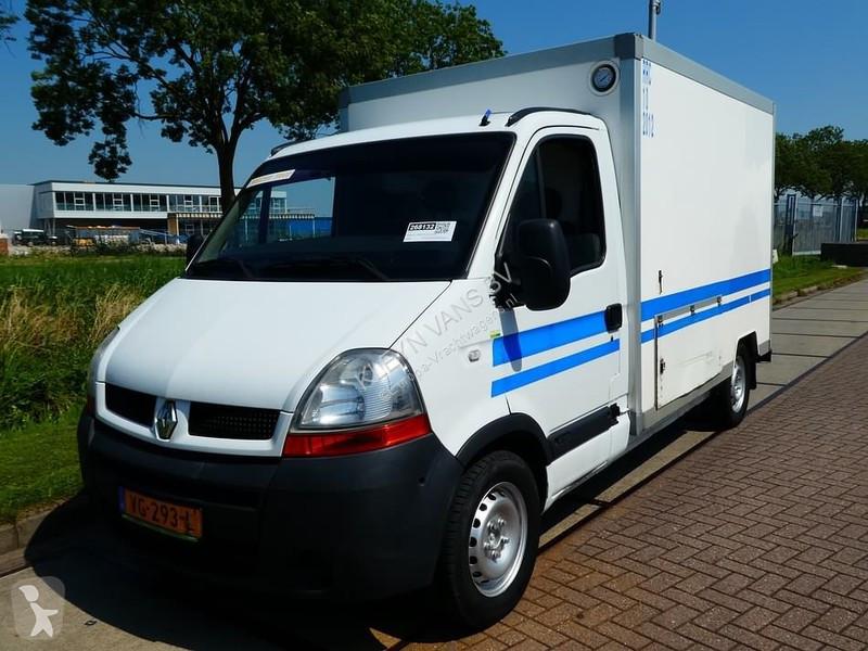 Voir les photos Véhicule utilitaire Renault Master 2.5 dci frigo