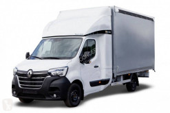 Renault curtainside van Master